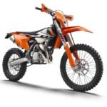 KTM 125 EXC 2017
