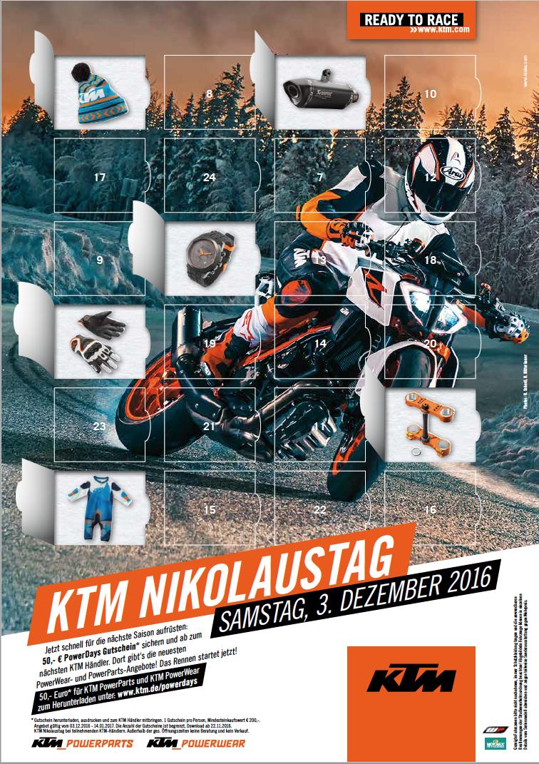 KTM Nikolaustag 2016