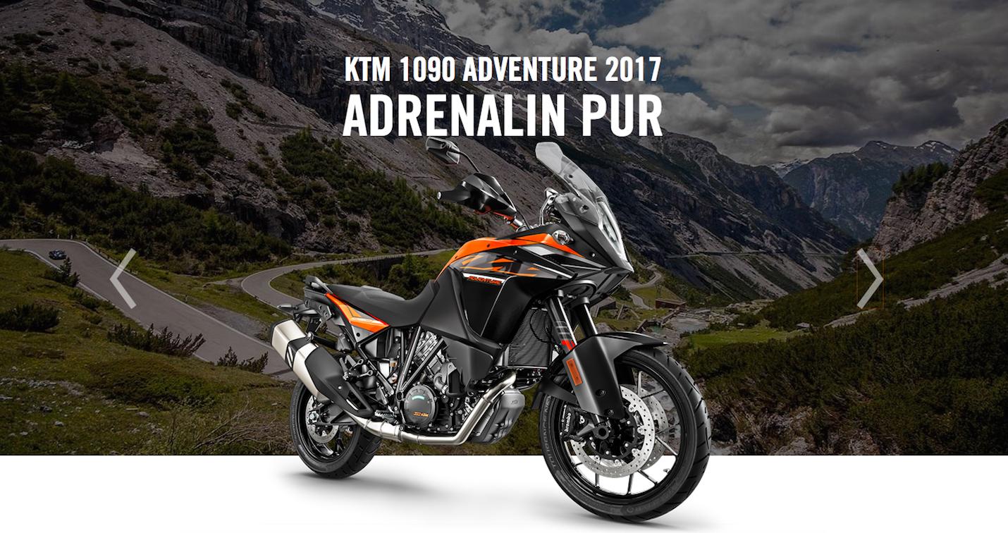 1090 adventure 2017