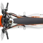 KTM 250 EXC 2018 mit TPI Kraftstoffeinspritzsystem