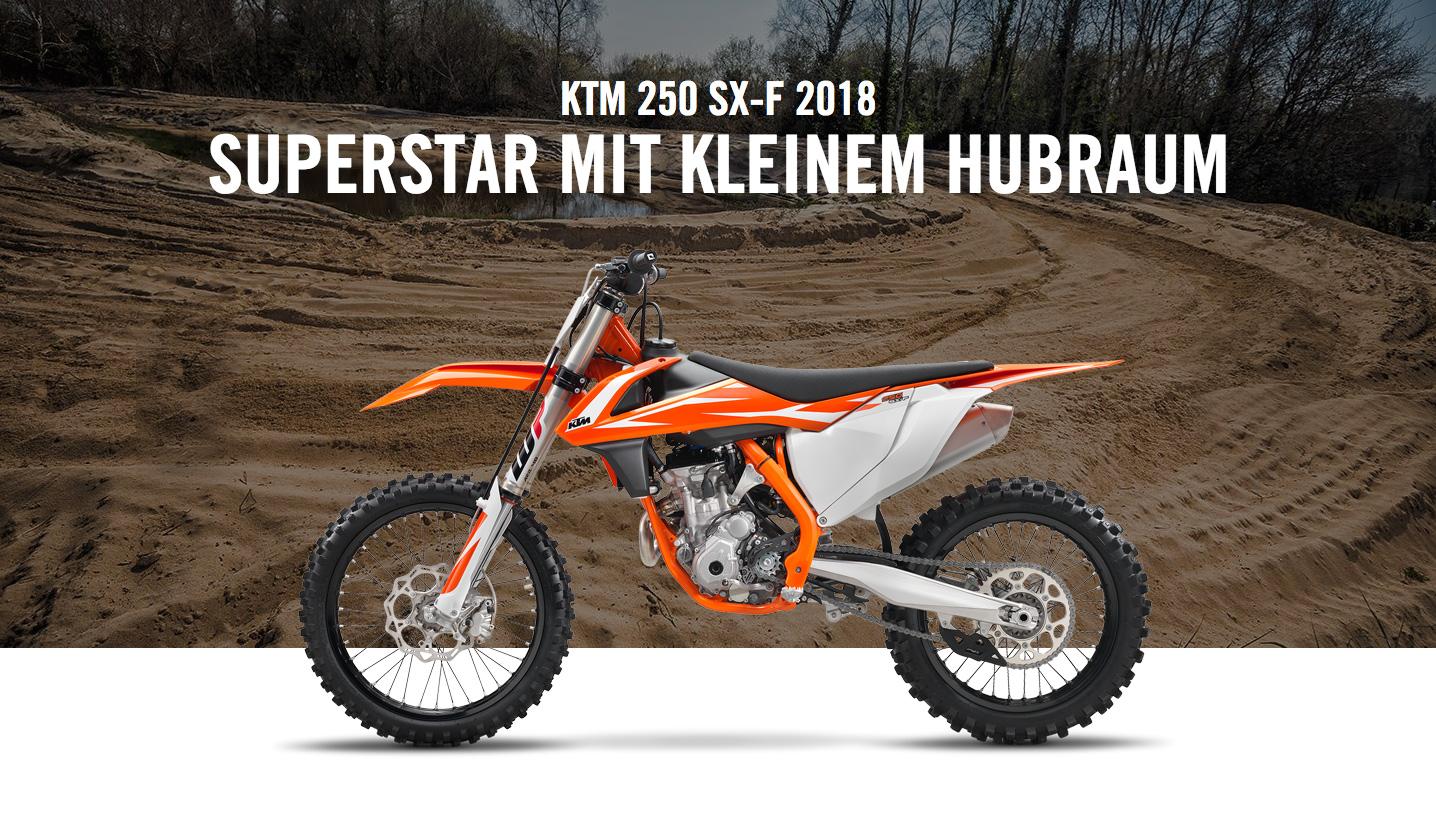 250 SXF 2018