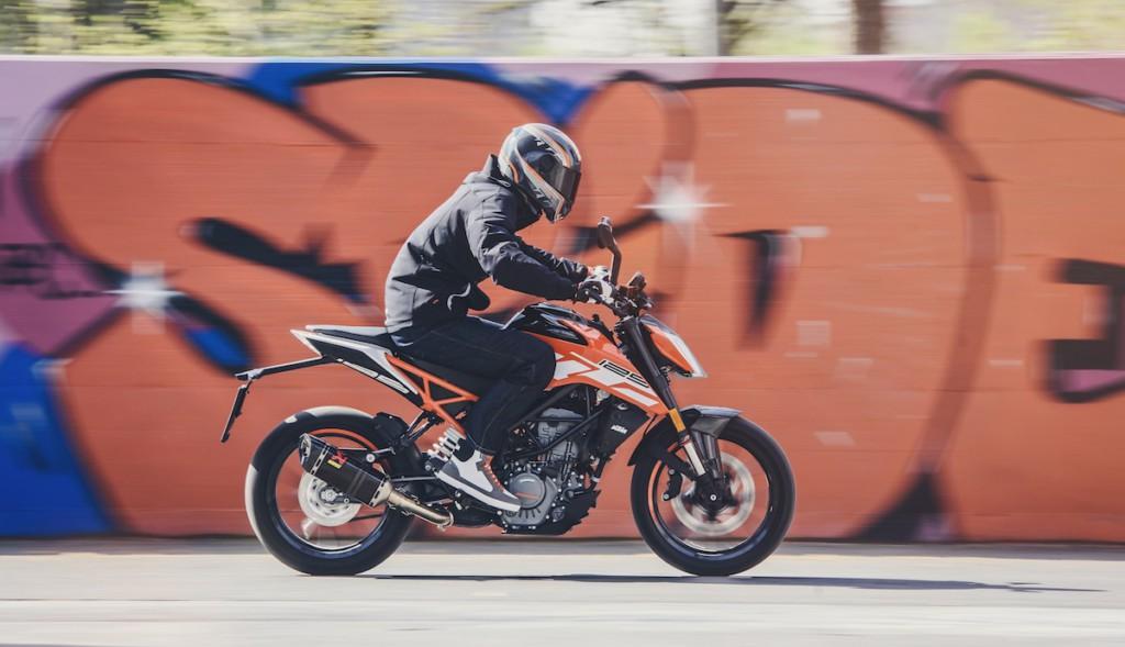 KTM Duke 125 2017 Preis