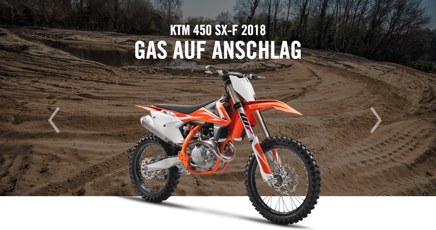 KTM 450 SX-F
