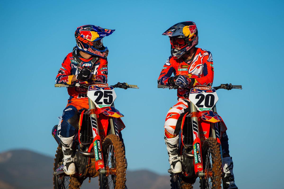 KTM Supercross