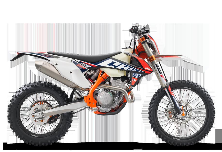 KTM 450 EXC-F SIX DAYS 2019