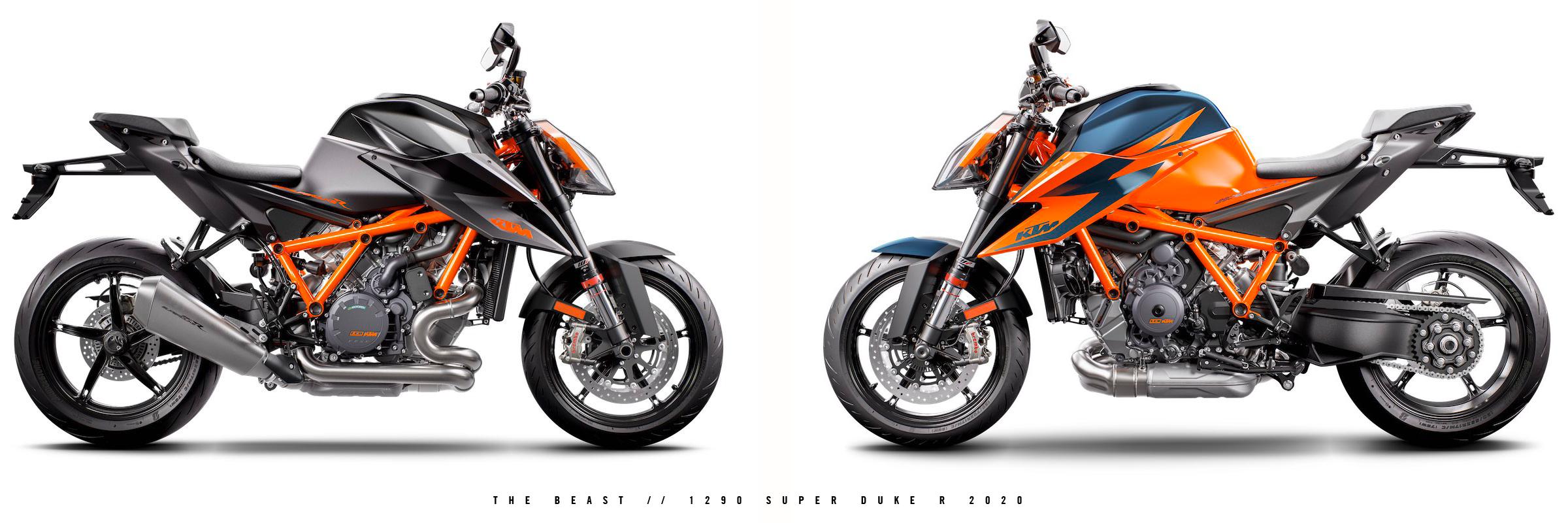 KTM 1290 SUPER DUKE R 2020 KOSAK KTM
