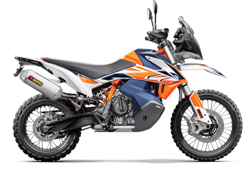 KTM 790 RALLY 2020