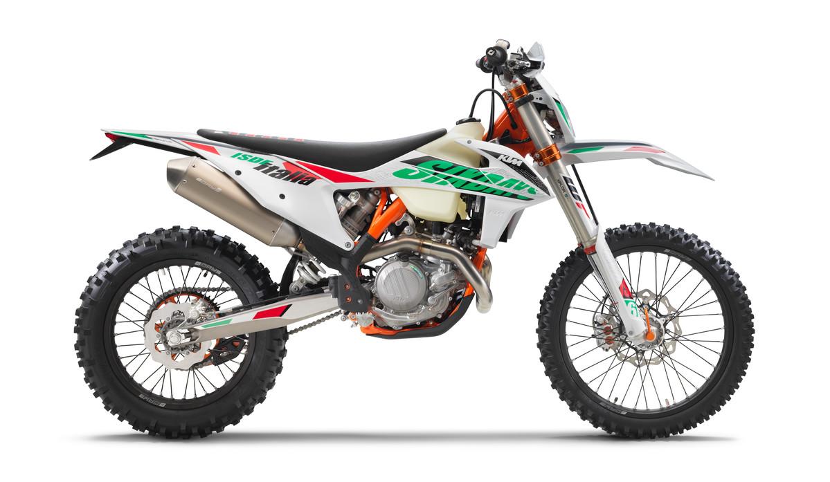KTM 450 Motocross Enduro