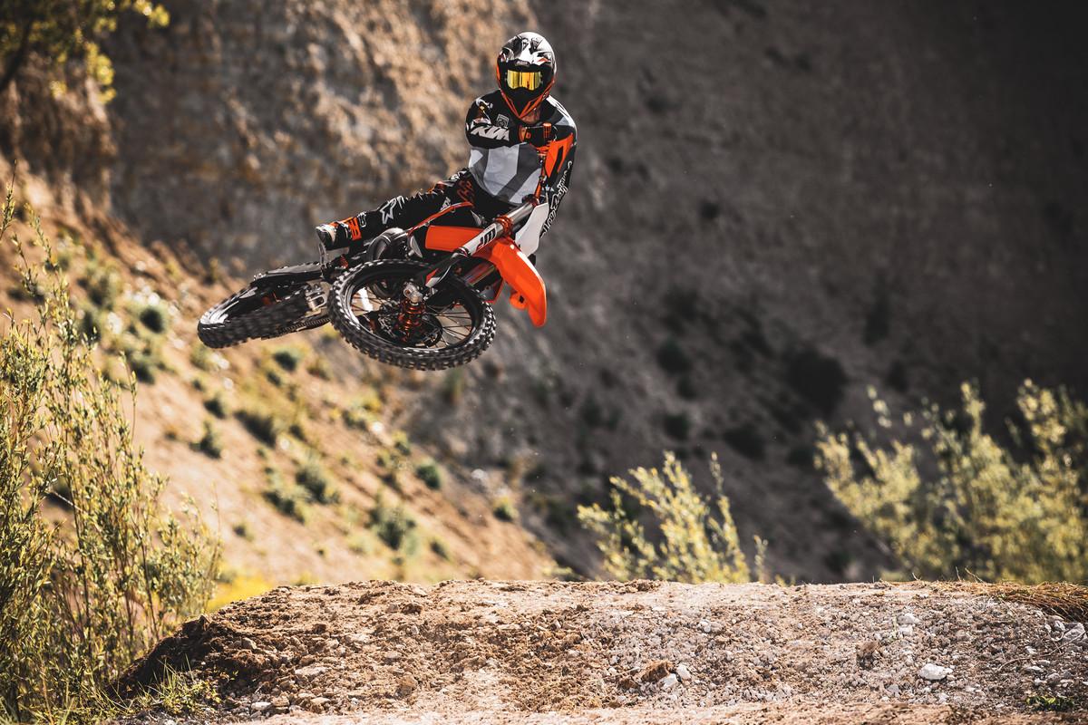 ktm motocross 2021