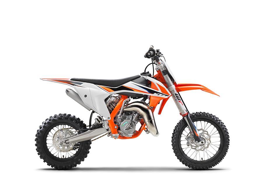 KTM 125 Motocross Enduro