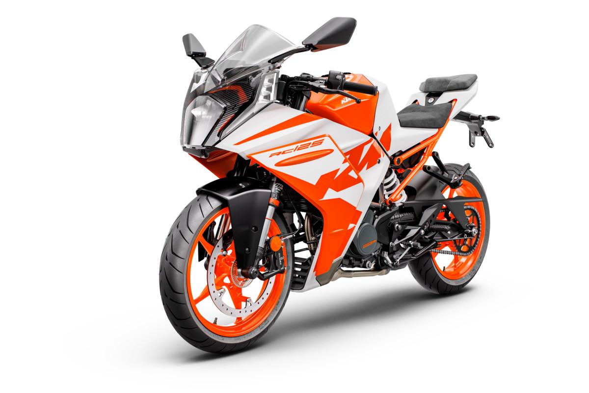 KTM 125 RC 2022